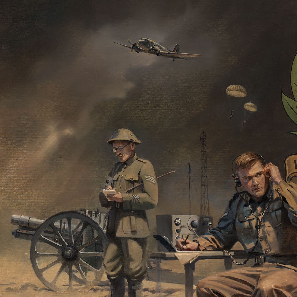 'The Intelligence Corps Through The Ages'