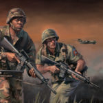 Paratroopers Answering the Call 82nd airborne detail 2