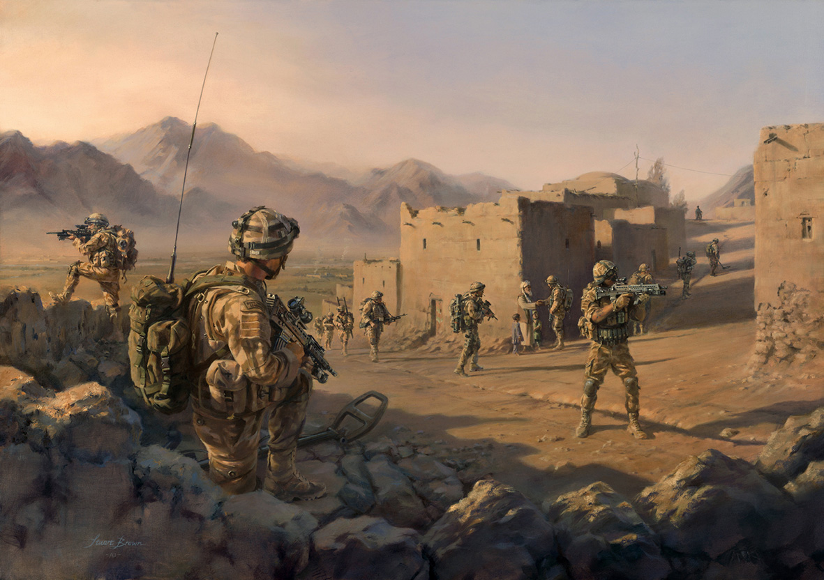 45-Commando-Operation Herrick by Stuart Brown