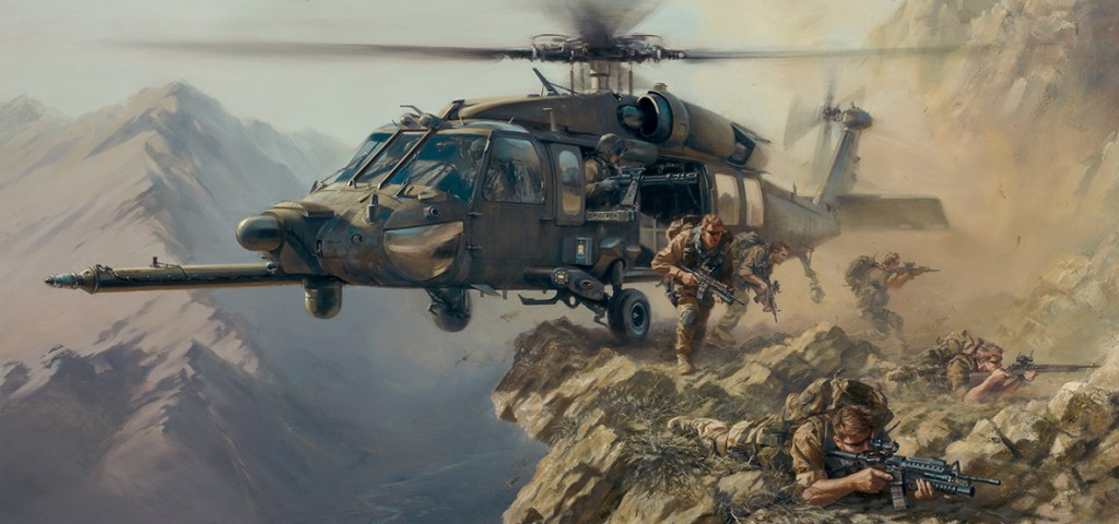 Black Hawk Special Delivery 160th SOAR