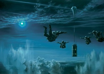 HALO-Night-Insertion, Special Forces