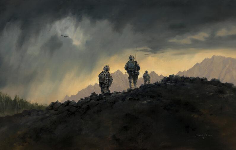 32 Regiment Royal Artillery Operation HERRICK Afghanistan
