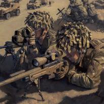 RAF Regiment in Afghanistan